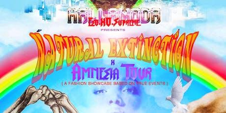 THEOLDBLACK Natural Extinction Fashion Showcase tickets