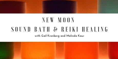 New Moon Sound Bath & Reiki Healing tickets