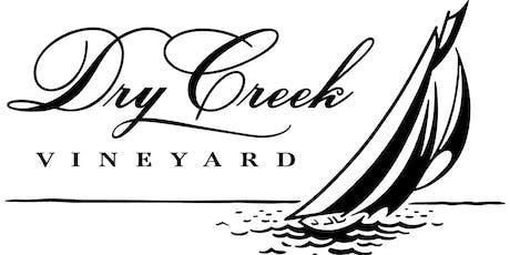 Dry Creek Wine Dinner tickets