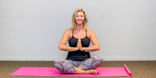 Hormone Harmony Yoga Workshop with Mud Day Spa