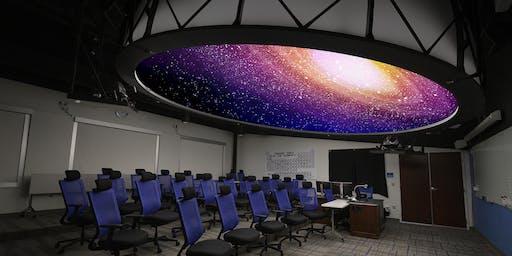 Planetarium Show: Cosmic Colors: An Adventure Along the Spectrum (8:00)