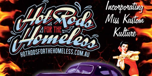 Hot Rod's For The Homeless 2019 Redcliffe