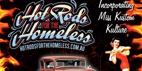 Hot Rod's For The Homeless 2019 Gladstone tickets