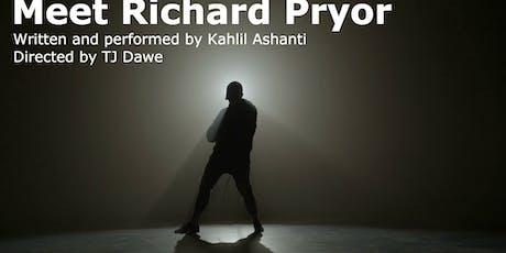Meet Richard Pryor tickets