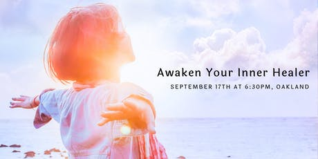 Awaken Your Inner Healer - Wellness Talk & Dinner tickets