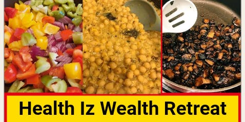 Health Iz Wealth Retreat