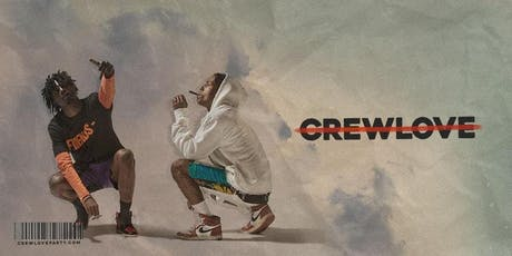Crew Love Party LA Saturday, Sept. 28 featuring MILES MEDINA & ANDRE POWER! tickets
