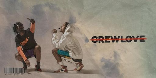 Crew Love Party LA Saturday, Sept. 28 featuring MILES MEDINA & ANDRE POWER!