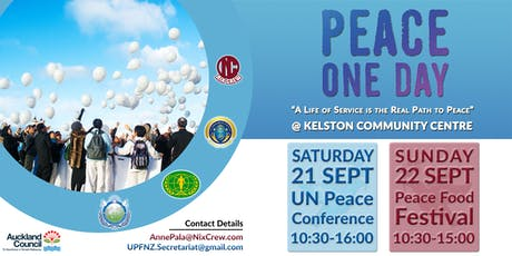 Peace One Day tickets