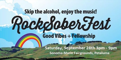 RockSoberFest: Great Music, Good Vibes & Fellowship