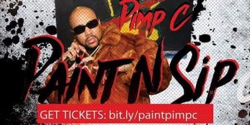 Pimp C Paint N Sip
