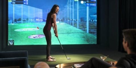 TopGolf | The Downtown Experience !