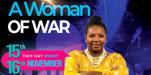 The Warship Room Experience presents the Woman of War Conference-2019