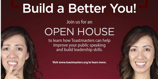 Lake Avenue Toastmasters Open House