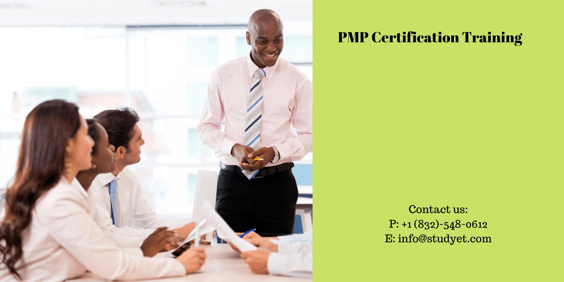 PMP Certification Online Classroom Training in Denver, CO