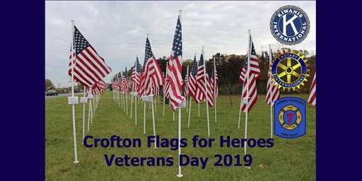 Copy of Crofton Flags for Heroes