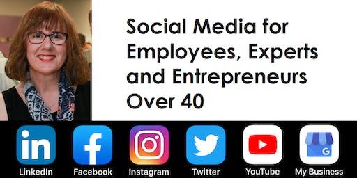 Social Media Workshop Training Course Melbourne For People Over 40