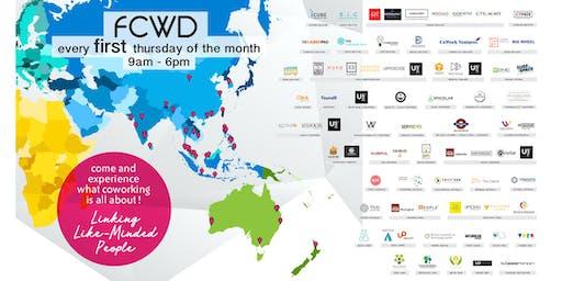 Free Coworking Day (FCWD) Melaka - Dreambase Coworking Space