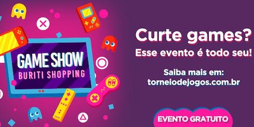 Game Show no Buriti Shopping