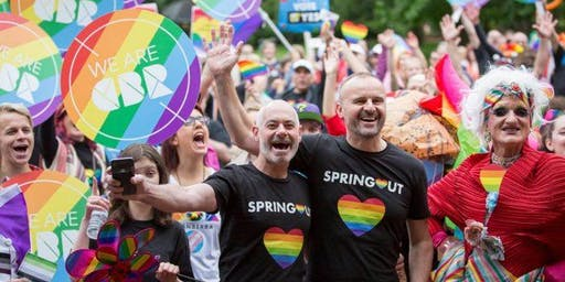 SpringOUT Season Launch 2019 '20 Years of Queer'