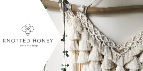 Macramé Wall Hanging Workshop tickets