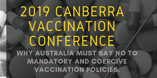THE 2019 CANBERRA VACCINATION CONFERENCE