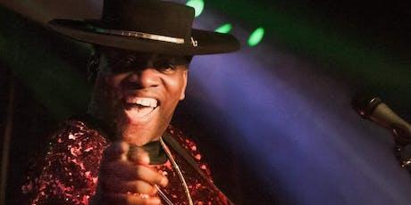 Carvin Jones @ The Rock tickets