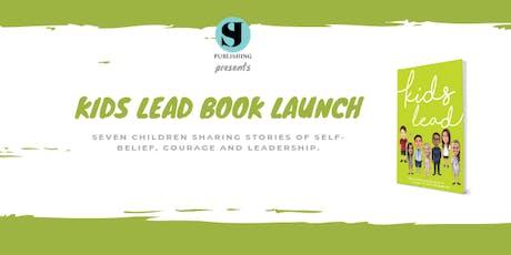 Kids Lead Book Launch  tickets