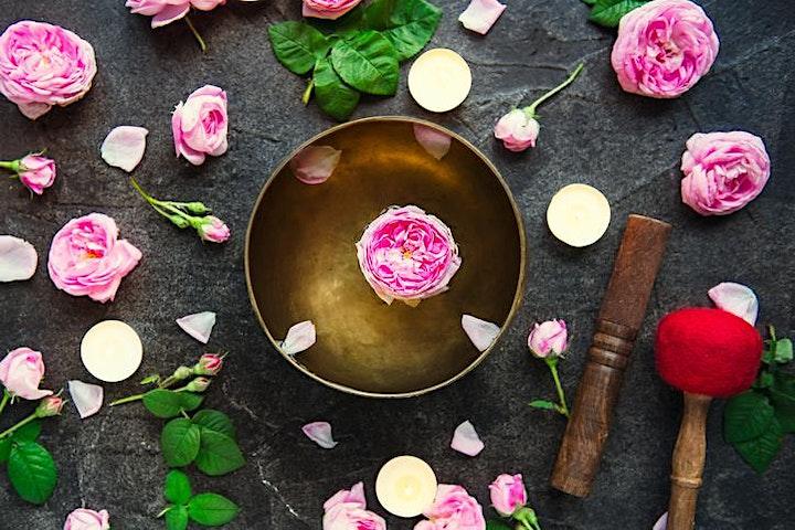 Yin And Singing Bowls image