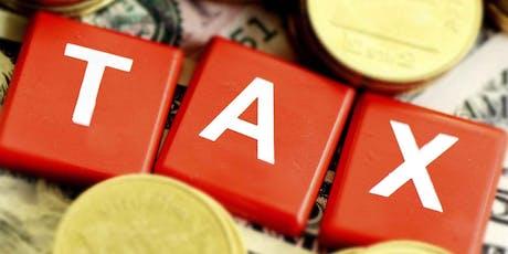 09/22 Fremont 家庭财务管理高层次知识讲座系列 之 《税务优化,理财讲座》 (赠送$200美金旅游礼劵) tickets