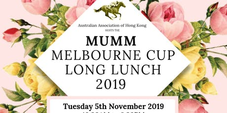 OZHK Melbourne Cup 2019 tickets