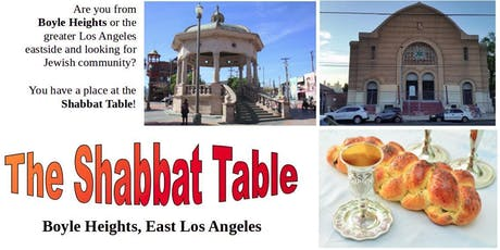 The Shabbat Table (September) tickets