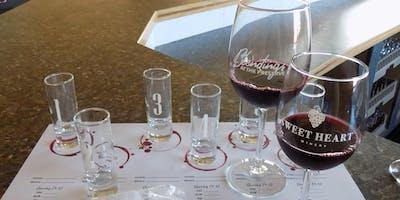 Sweet Heart Wine Blendings at the Preserve