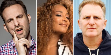 Michael Rapaport, Amanda Seales, Brian Monarch and Very Special Guests tickets