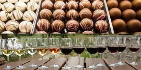 Wine & Chocolate Pairing tickets