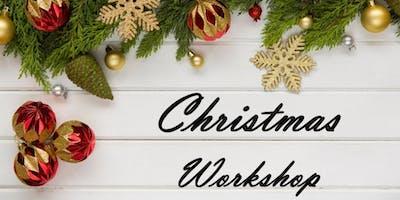 Christmas Workshop - dekoriere Deine Festtafel!
