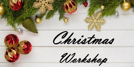 Christmas Workshop - dekoriere Deine Festtafel! tickets