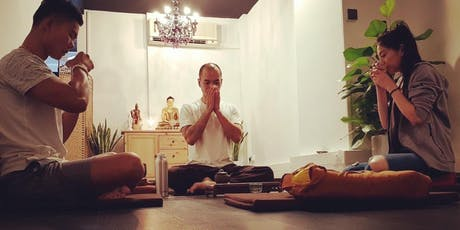 Learn Meditation From A Former Monk tickets