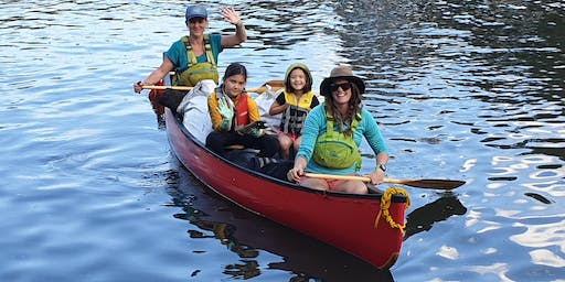 Brighton Park Paddle Against Plastic