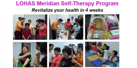 LOHAS Meridian Self-Therapy Program tickets