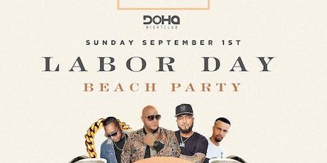 Labor Day Beach Party at Doha Nightclub NYC tickets