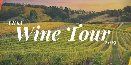 FBSA Wine Tour tickets