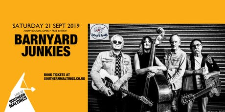 Music from the Barnyard Junkies tickets