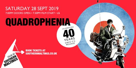 Quadrophenia - Cinema Experience Celebrating 40yrs tickets