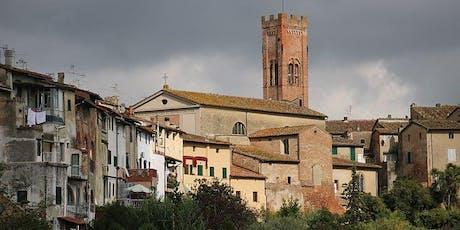 Visita guidata gratuita a Montopoli Val d'Arno (Pisa) biglietti