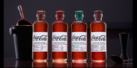 Coca-Cola Signature Mixers *LAUNCH NIGHT* tickets
