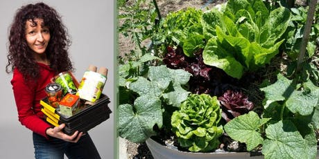 Nutritious Backyard Food Production with Karen Montgomery tickets