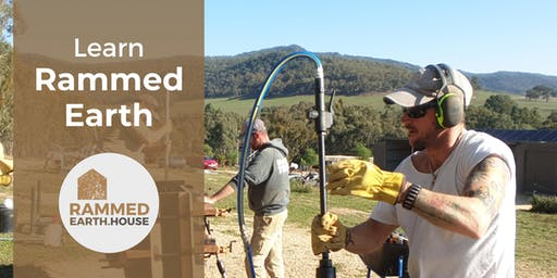 Rammed Earth 2-Day Workshop
