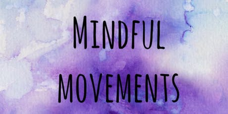 Mindful Movements for a great nights sleep tickets