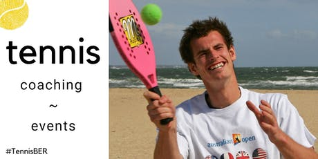 Beach Tennis Fun Event tickets
